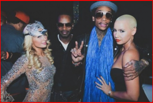 paris-hilton-juicy-j-wiz-khalifa-amber-rose